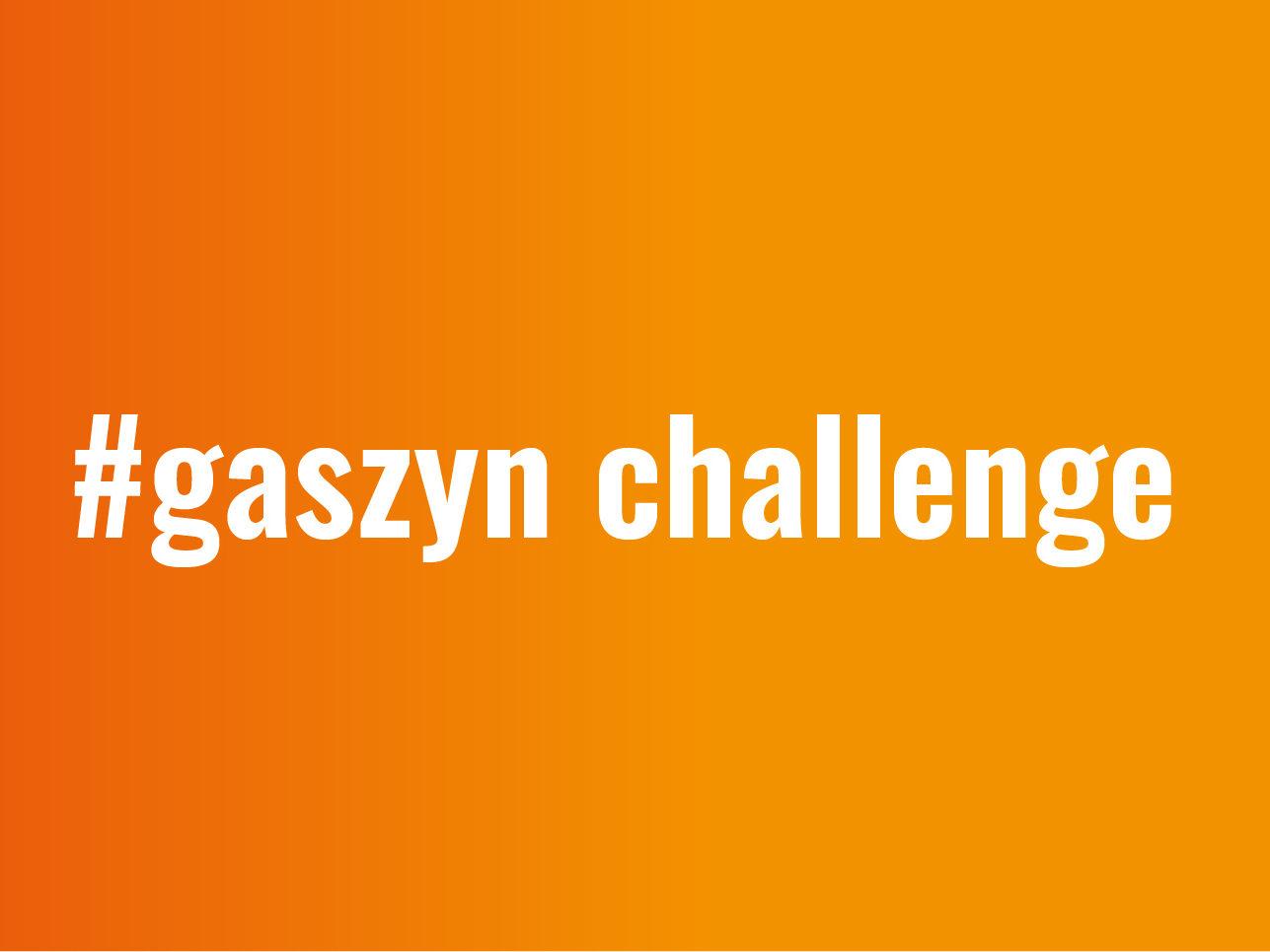 gaszyn challenge